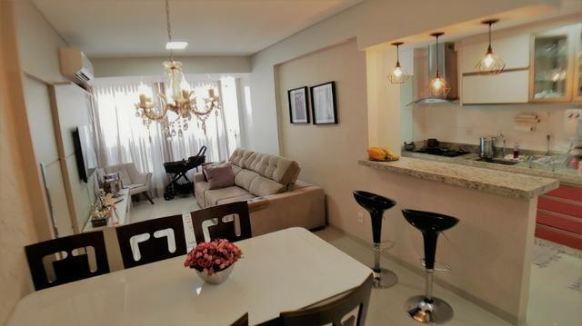 Apartamento 3 Quartos, 87 m² c/ armários na 706 Sul - Monte Sinail - Foto 2