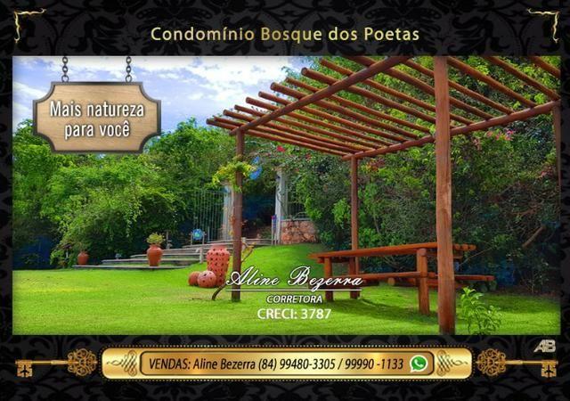 Oportunidade, lote no Bosque dos Poetas, 375m - Foto 5