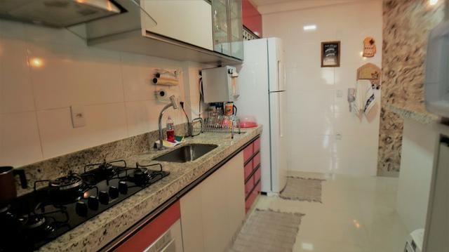 Apartamento 3 Quartos, 87 m² c/ armários na 706 Sul - Monte Sinail - Foto 4