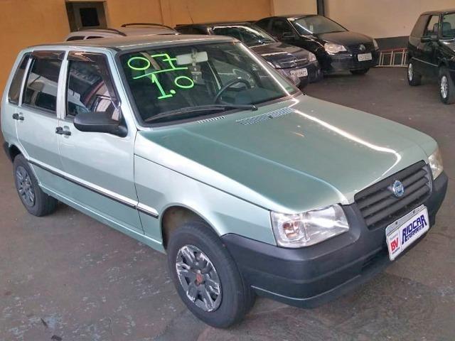 Fiat Uno 1.0 Mille - 2007/2007