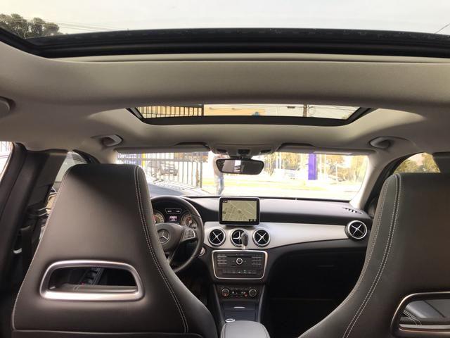 Mercedes GLA 200 Enduro 2016 apenas 21mil km GLA200 - Foto 8