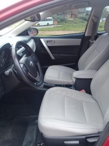 Toyota Corolla 2015 2.0 XEI Automatico Couro Emplacado Multimidia - Foto 6