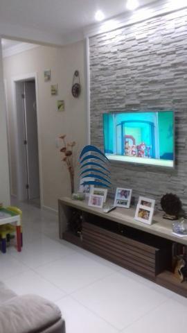 Apartamento à venda com 3 dormitórios em Catu de abrantes, Camaçari cod:AD94885 - Foto 13