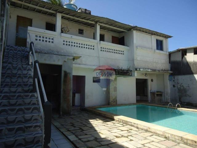 Casa com 9 dormitórios à venda em Piedade, 600 m² por R$ 900.000 - Piedade - Jaboatão dos  - Foto 2