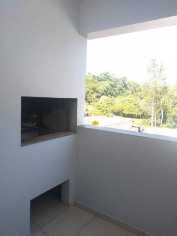 Apartamento com 2 dormitórios para alugar, 64 m² por r$ 590/mês - montanha - lajeado/rs - Foto 3