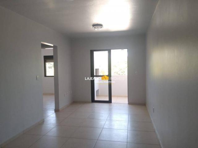 Apartamento com 2 dormitórios para alugar, 64 m² por r$ 590/mês - montanha - lajeado/rs - Foto 6