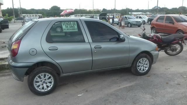 Vendo Fiat Palio ano 98 R$ 4,000,00 para vender logo - Foto 2