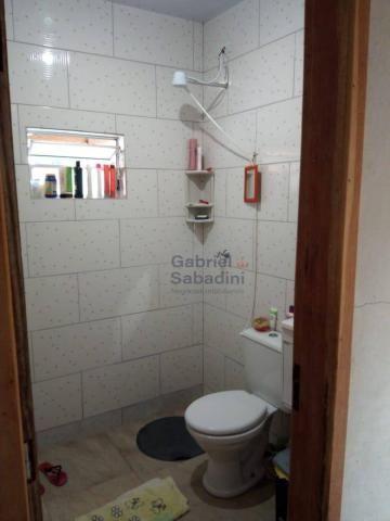 Casa com 5 dormitórios à venda, 144 m² por r$ 170.000,00 - praia do imperador - itapoá/sc - Foto 11