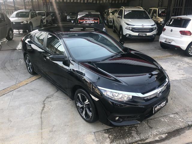 New Civic EX 2.0 Flex 18/18 (Impecável) - Foto 3
