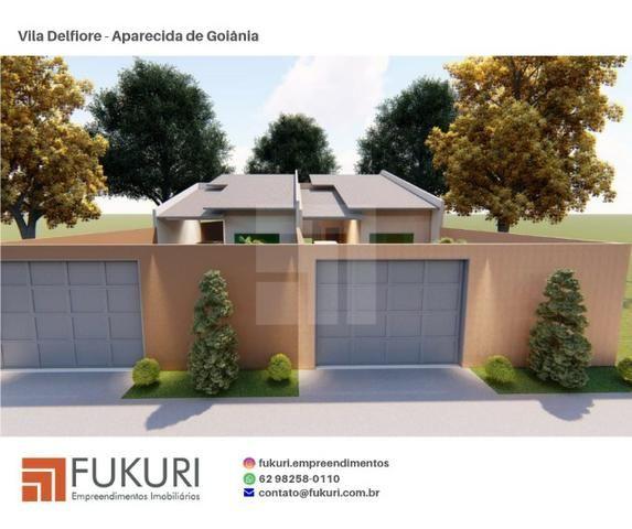 Casa Vila Delfiore 2Q c/ suíte - Aparecida de Goiânia - Foto 13