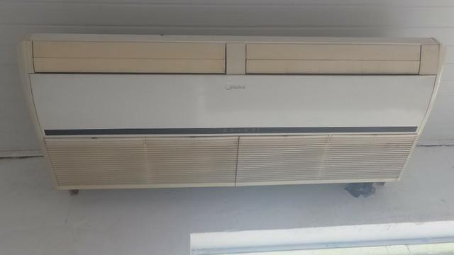 Central de ar condicionado 60.000btus