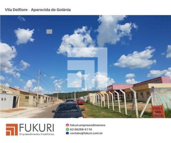 Casa Vila Delfiore 2Q c/ suíte - Aparecida de Goiânia - Foto 3