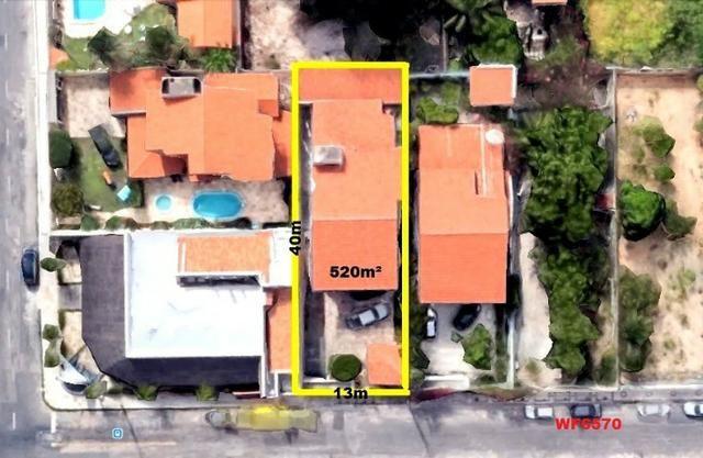 Casa duplex, 4 suítes, 10 vagas, corredor de atividades, ponto comercial, Parque Manibura - Foto 11