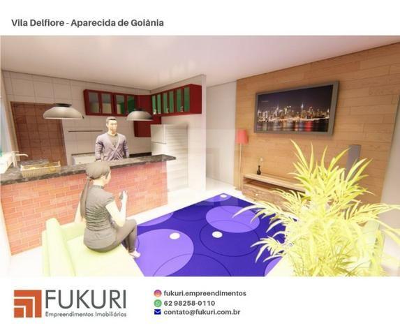 Casa Vila Delfiore 2Q c/ suíte - Aparecida de Goiânia - Foto 16