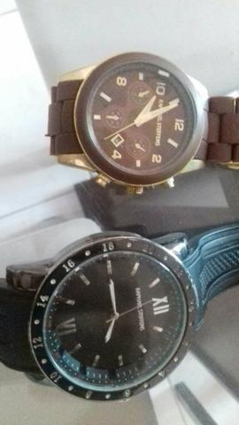 db4f58cfdcc Vendo dois relógios da Raphael steffens - Bijouterias