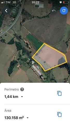 Excelente área Rodovia Fernão Dias em Pouso Alegre/MG