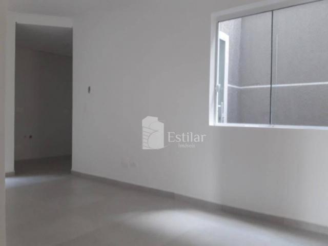 Apartamento com 3 quartos no boneca do iguaçu - são josé dos pinhais/pr - Foto 4