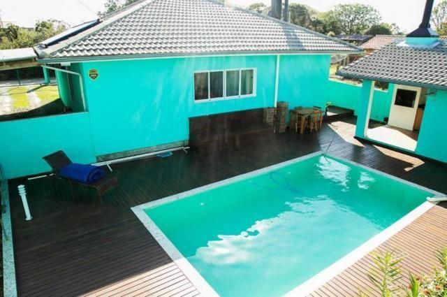Casa para Venda em Imbituba, Ibiraquera, 2 dormitórios, 1 suíte, 3 banheiros, 2 vagas