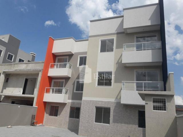 Apartamento com 3 quartos no boneca do iguaçu - são josé dos pinhais/pr - Foto 2
