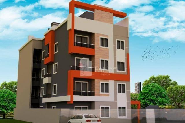 Apartamento garden com 3 quartos no são cristóvão - são josé dos pinhais/pr - Foto 11