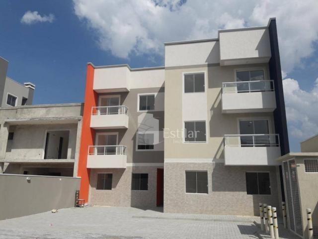 Apartamento com 3 quartos no boneca do iguaçu - são josé dos pinhais/pr