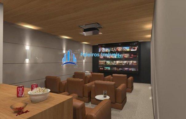 Studio Av. do Café Lazer completo á 300metros da USP - Studio em Lançamentos no ... - Foto 7