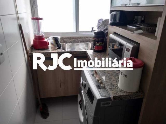Exclusivíssimo! Condº Hidra Novo Infra total! Tijuca ,Varanda 02 Qtos, Suite, Sol Manhã - Foto 7