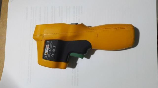 Termômetro Digital Infravermelho Fluke 62 max