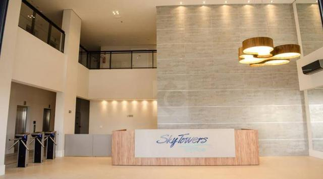Sala para alugar, 42 m² por R$ 1.500/mês - Condomínio Sky Towers - Indaiatuba/SP - Foto 16