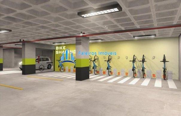 Studio Av. do Café Lazer completo á 300metros da USP - Studio em Lançamentos no ... - Foto 17