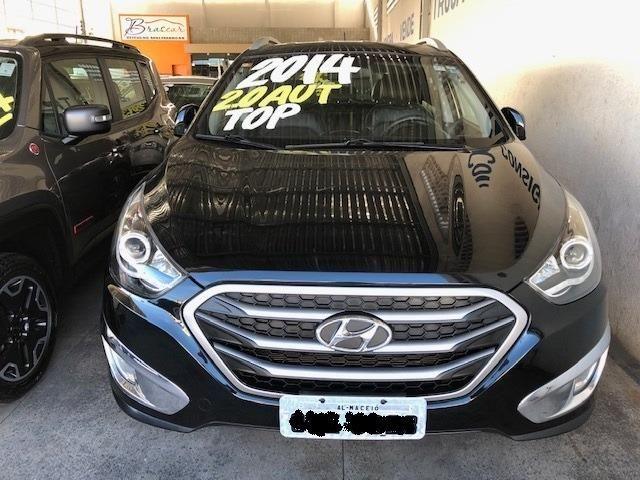 Hyundai Ix35 2.0 2013/2014 preta
