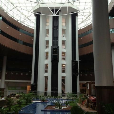 Sala Comercial Mundo Plaza 60m² com 2 vagas. Unidade Privilegiada alta Tancredo Neves - Foto 4