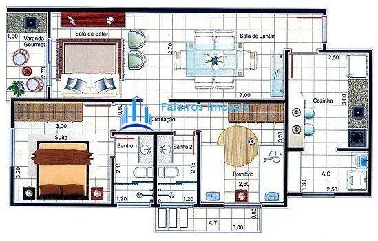 Edifício Aquarela - Apartamento em Lançamentos no bairro Jardim Paulista - Ribei... - Foto 2