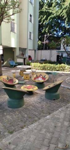 Apartamento com 3 dormitórios à venda por R$ 180.000,00 - Fátima - Fortaleza/CE - Foto 5