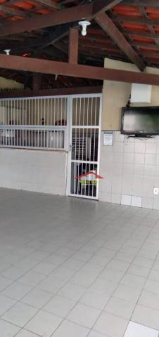 Apartamento com 3 dormitórios à venda por R$ 180.000,00 - Fátima - Fortaleza/CE - Foto 10