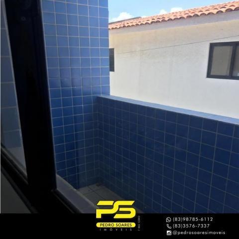 Apartamento com 2 dormitórios, 60 m² - venda por R$ 100.000 ou aluguel por R$ 600/mês - Pa - Foto 3