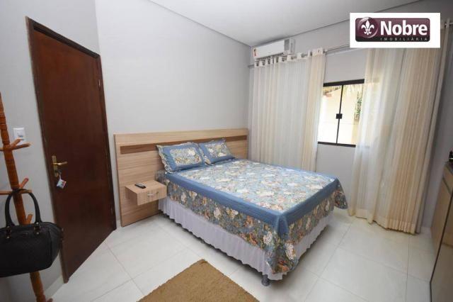 Casa com 3 dormitórios sendo 1 suíte à venda, 100 m² por R$ 240.000 - Plano Diretor Norte  - Foto 6