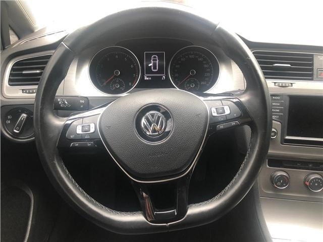 Volkswagen Golf 1.4 tsi variant comfortline 16v gasolina 4p automático - Foto 4