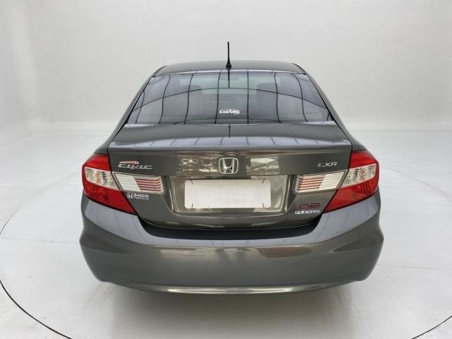 Honda CIVIC Civic Sedan LXR 2.0 Flexone 16V Aut. 4p - Foto 6