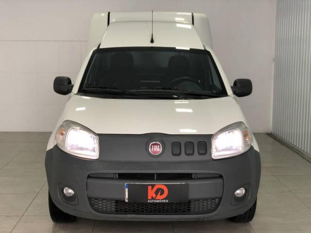 Fiat Fiorino 1.4 Hard Working GNV - Foto 3