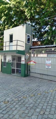 Apartamento com 3 dormitórios à venda por R$ 180.000,00 - Fátima - Fortaleza/CE - Foto 2