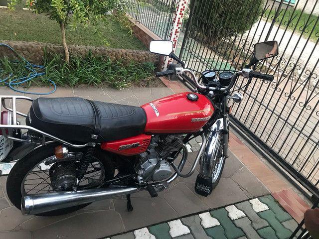 Honda ML 125 Relíquia - Foto 4