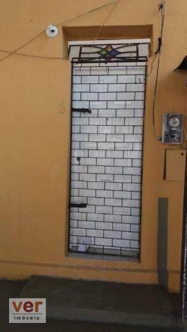 Apartamento com 1 dormitório para alugar, 50 m² por R$ 450,00/mês - Benfica - Fortaleza/CE - Foto 2
