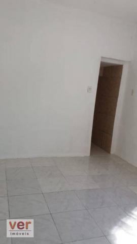 Apartamento com 1 dormitório para alugar, 50 m² por R$ 450,00/mês - Benfica - Fortaleza/CE - Foto 7