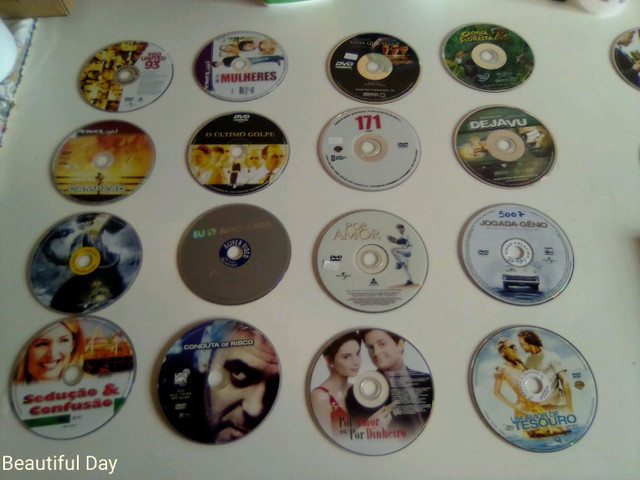 20 Dvd filmes originais 40 reais todos - Foto 2
