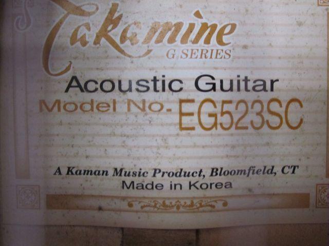 Takamine Jumbo Corea anos 90 parcelo no cartão e  avalio trocas - Foto 5