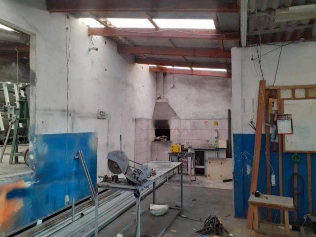 Barracão à venda, 120 m² por R$ 350.000,00 - Barigui - Araucária/PR - Foto 9