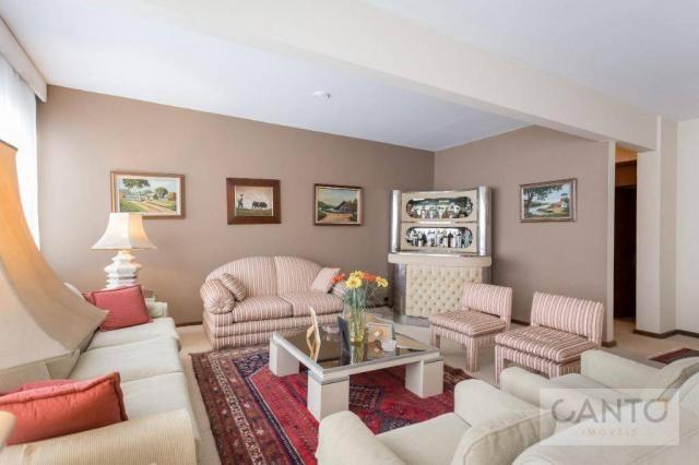 Apartamento com 4 dormitórios (1 suíte) à venda no Alto da XV, 289 m² por R$ 779.000 - Cur - Foto 10
