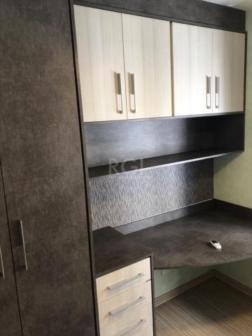 Apartamento à venda com 3 dormitórios em Azenha, Porto alegre cod:TR8375 - Foto 19