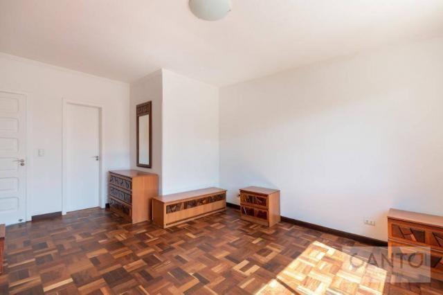 Apartamento com 3 dormitórios para alugar no Batel - condomínio com valor baixo, 96 m² por - Foto 14